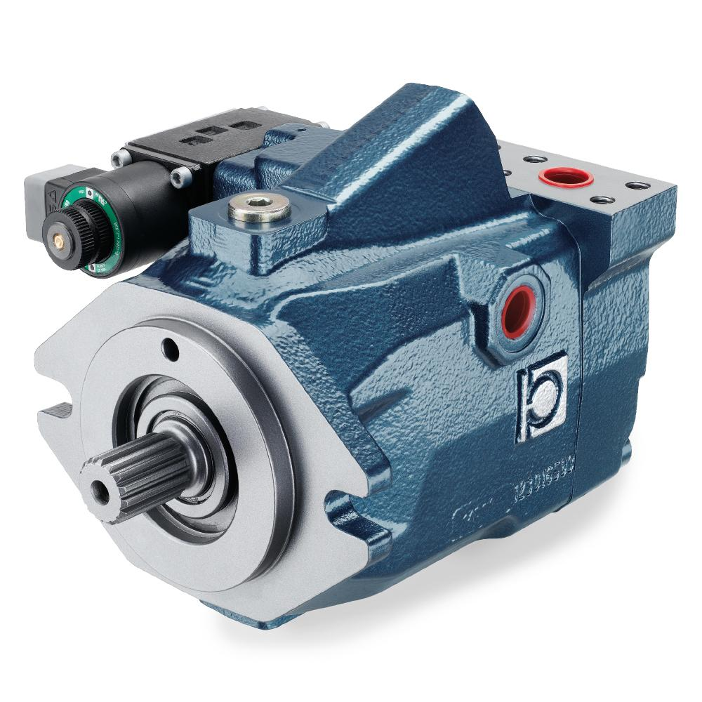 Variable-displacement axial piston motors | Bondioli & Pavesi